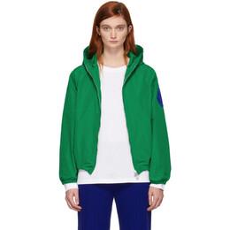 Moncler Green Alexandrite Jacket 46601 - 05 - 57455