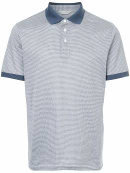 Gieves & Hawkes houndstooth polo shirt G37H9ER10037