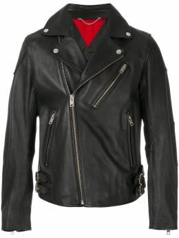Diesel байкерская куртка LKRAMP0SAQS