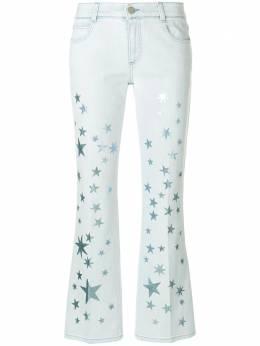 Stella McCartney узкие джинсы 'Stars' 475508SKH05