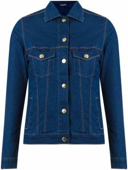 Amapo классическая джинсовая куртка с воротником-поло AMV3021