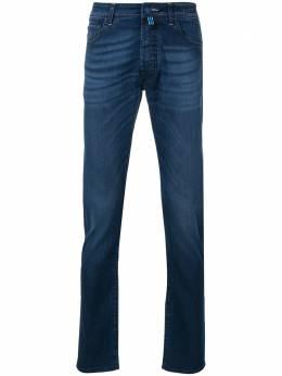 Jacob Cohen прямые джинсы с выбеленным эффектом J68801073W2