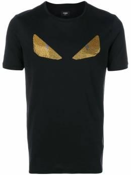 Fendi футболка 'Bag Bugs' FY06821JJ