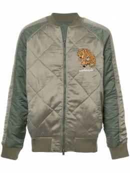 Maharishi стеганая двухсторонняя куртка 8508REVERSIBLEHOKKAIDO