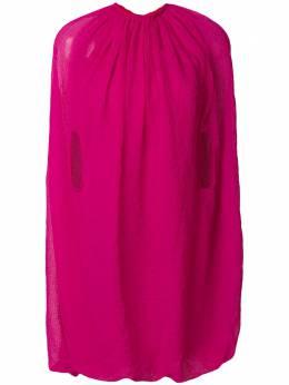 Helmut Lang платье с прорезями H09HW613