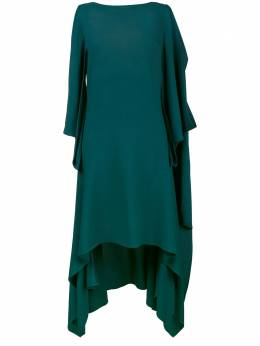 Sies Marjan асимметричное платье с драпировкой без рукавов 5CR5004