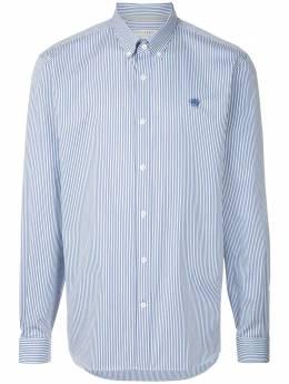Gieves & Hawkes рубашка в полоску G3865ER21038