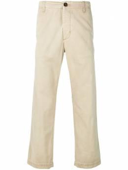 Gucci укороченные брюки чинос 489281XD723