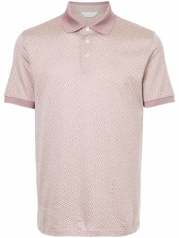 Gieves & Hawkes patterned polo shirt G37H9ER07072