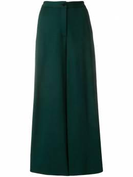 Talbot Runhof укороченные широкие брюки GILIA1XP15