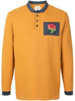 Kent & Curwen футболка-поло на пуговицах K36I7EM330