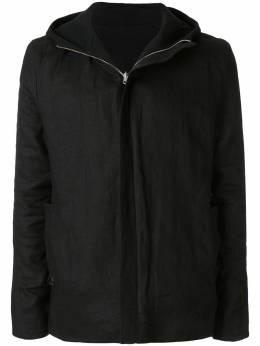 A New Cross двухсторонняя куртка с капюшоном ANC015