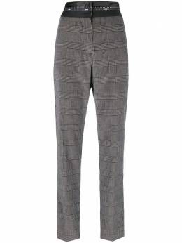 MSGM high waist checked trousers 2541MDP25A184601