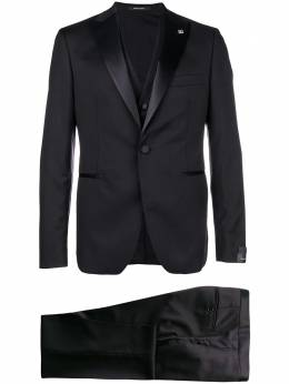 Tagliatore classic three-piece suit EFBR15A0106UPZ245