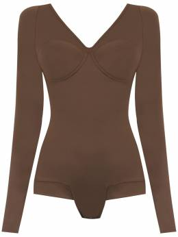 Amir Slama long sleeved bodysuit 00000752