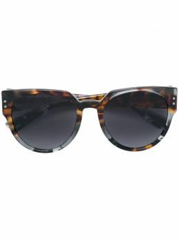 Dior Eyewear cat-eye tinted sunglasses LADYDIORSTUDS3F