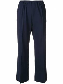 Sofie D'hoore укороченные брюки со складками PICAWVIN