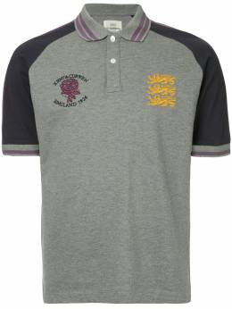 Kent & Curwen embroidered logo polo shirt K38H9TR030