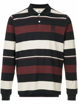 Kent & Curwen striped logo polo shirt K38H8TM080