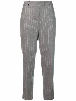 Ermanno Scervino pinstripe cropped trousers D336P703YGR