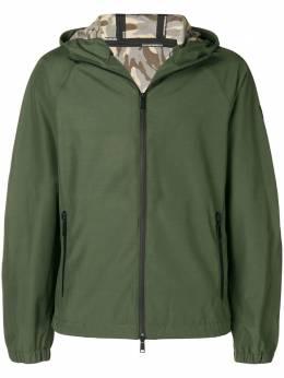 Emporio Armani легкая куртка с капюшоном 3Z1B661NSVZ