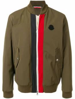Moncler утепленная куртка-бомбер 'Tacna' 409360557917