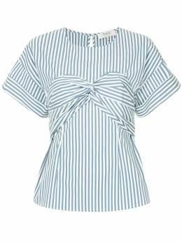 Sea футболка-корсет 'Riviera' в полоску PF1874