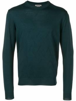 Corneliani свитер с круглым вырезом под горло 82M5088825101
