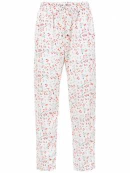 Olympiah printed Alberelle trousers 119011E