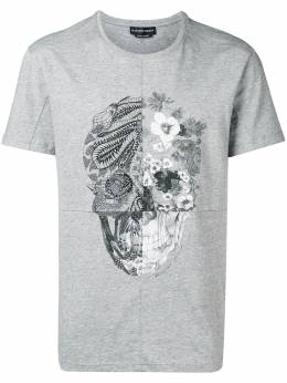 Alexander McQueen футболка с принтом 550462QMZ59
