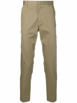 Dolce&Gabbana брюки с лампасами GYNVETFUFIS