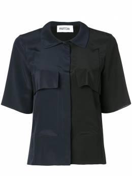 Partow рубашка в двух тонах R19T008