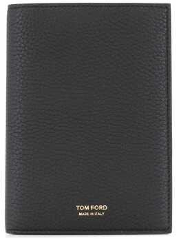 Tom Ford кошелек с откидным клапаном и логотипом Y0274TCP9