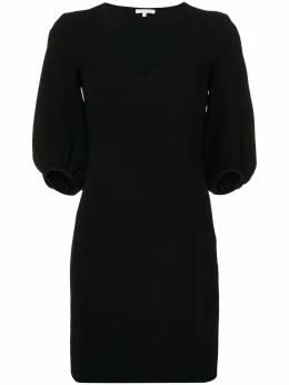 Patrizia Pepe платье мини с V-образным вырезом 8A0559AN99