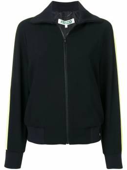Kenzo фактурная куртка 'Bamboo Tiger' F952BL0915AC