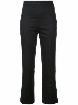 Reformation расклешенные брюки Marlon 1301768