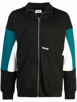 Palace спортивная куртка в стиле колор-блок P14CS051