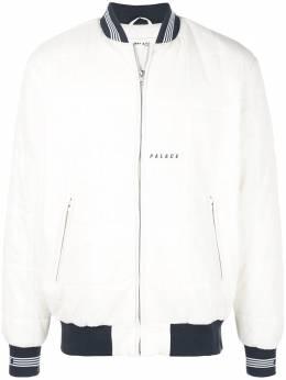 Palace стеганая дутая куртка-бомбер P14JK015
