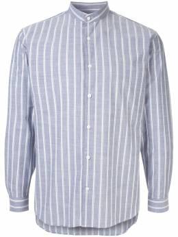 Cerruti 1881 рубашка с воротником-стойкой C3965EI33030