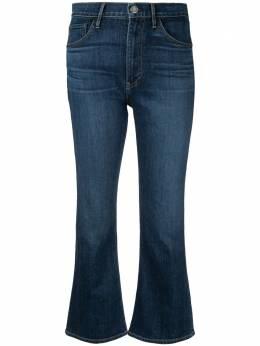 3x1 укороченные джинсы клеш W5EBC0274