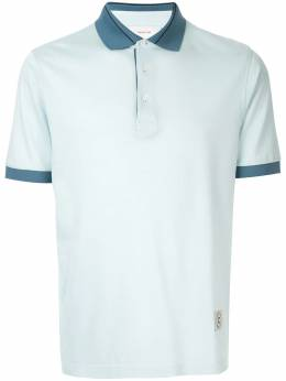 Cerruti 1881 базовая футболка-поло C39H9EI01031