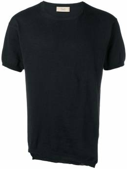 Maison Flaneur асимметричная футболка 19SMUSW330FE024