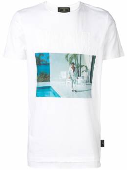 Philipp Plein футболка 'Scarface' F19CMTK3725PJY002N
