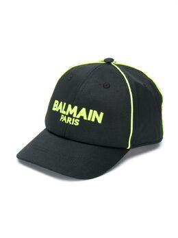 Balmain Kids - кепка с логотипом 583KX396933836950000