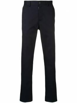Maison Margiela строгие брюки кроя слим S30KA0532S49734