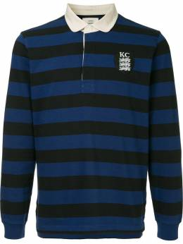 Kent & Curwen striped polo shirt K38I7TM210