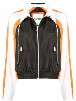 Kenzo спортивная куртка с контрастными рукавами F952BL086560