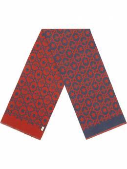 Gucci жаккардовый шарф 5487534G636
