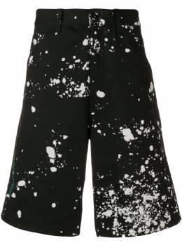 Oamc шорты бермуды Splatter OAMO312482