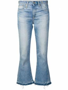 R13 укороченные джинсы Bootcut R13W0009869